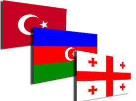 Турция, Азербайджан, Грузия