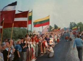 Балтийский путь